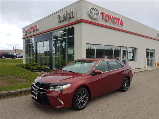2016 Toyota Camry XSE (Stk: U00851) in Guelph - Image 1 of 30