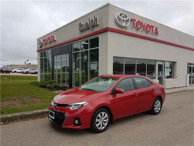 2014 Toyota Corolla S (Stk: u00817) in Guelph - Image 1 of 30