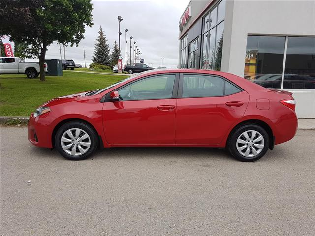 2014 Toyota Corolla S (Stk: u00817) in Guelph - Image 2 of 30