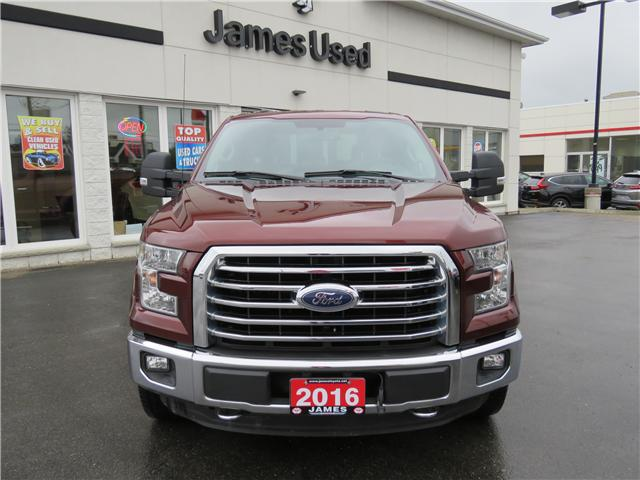 2016 Ford F-150 XLT (Stk: N18186A) in Timmins - Image 2 of 9