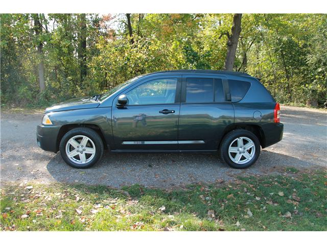 ... 2007 Jeep Compass Sport/North (Stk: 1805220) In Waterloo   Image 2 ...
