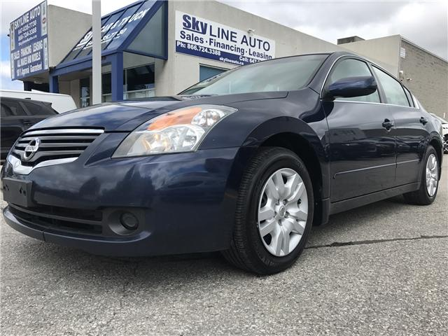 2009 Nissan Altima 2.5 S (Stk: ) in Concord - Image 1 of 15
