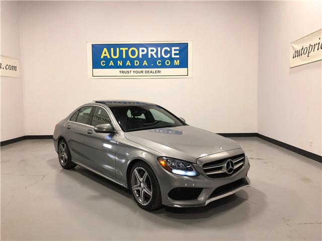 2015 Mercedes-Benz C-Class Base (Stk: B9544) in Mississauga - Image 2 of 18