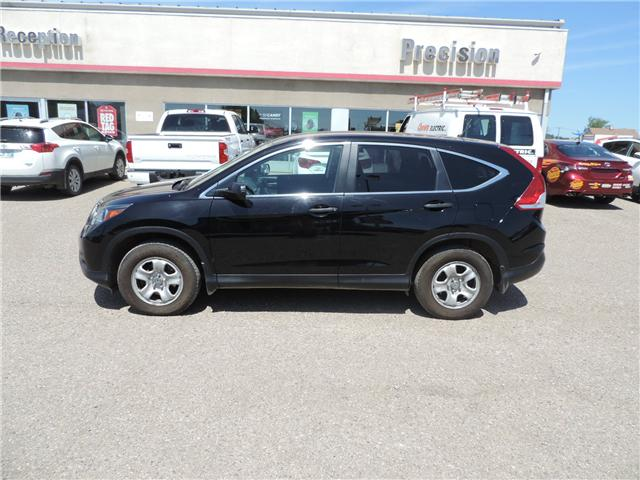 2014 Honda CR V LX (Stk: 000078) In Brandon   Image 1