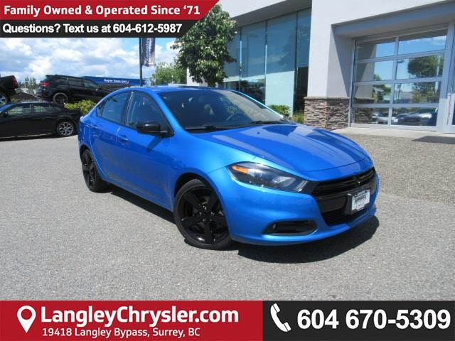 2015 Dodge Dart SXT (Stk: EE890010A) in Surrey - Image 1 of 27
