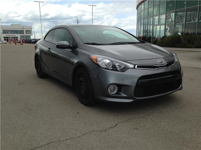 2016 Kia Forte Koup  (Stk: 2801198A) in Calgary - Image 1 of 11