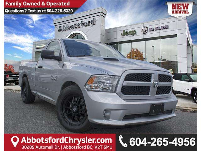 2016 RAM 1500 ST (Stk: AG0487) in Abbotsford - Image 1 of 20