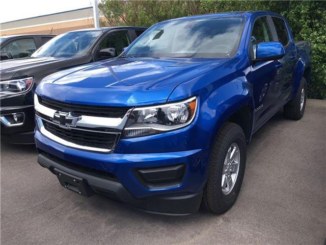 2018 Chevrolet Colorado WT (Stk: 214596) in BRAMPTON - Image 1 of 5