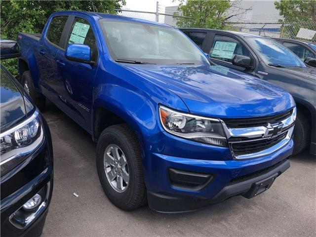 2018 Chevrolet Colorado WT (Stk: 214596) in BRAMPTON - Image 2 of 5