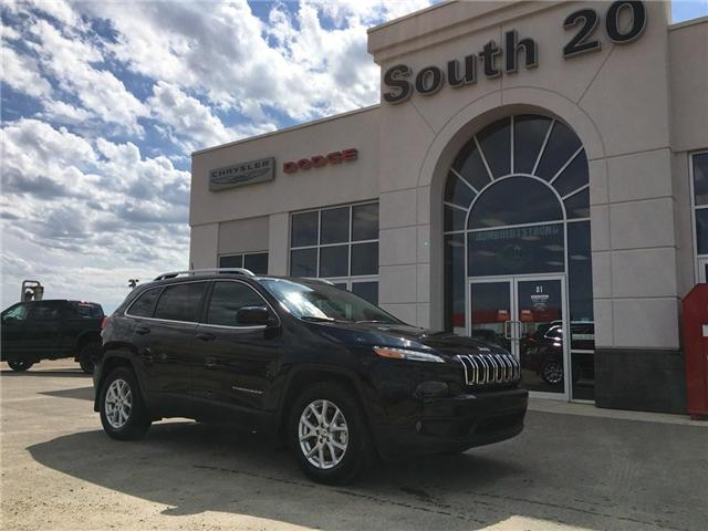 2018 Jeep Cherokee North (Stk: U32063A) in Humboldt - Image 1 of 20