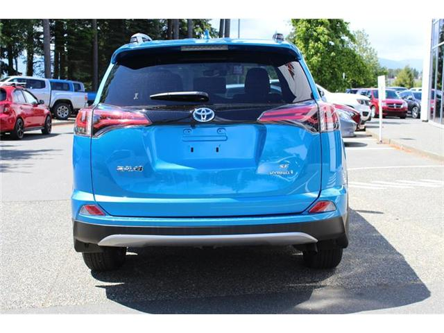 2018 Toyota RAV4 Hybrid  (Stk: 11827) in Courtenay - Image 4 of 27