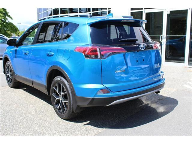 2018 Toyota RAV4 Hybrid  (Stk: 11827) in Courtenay - Image 5 of 27