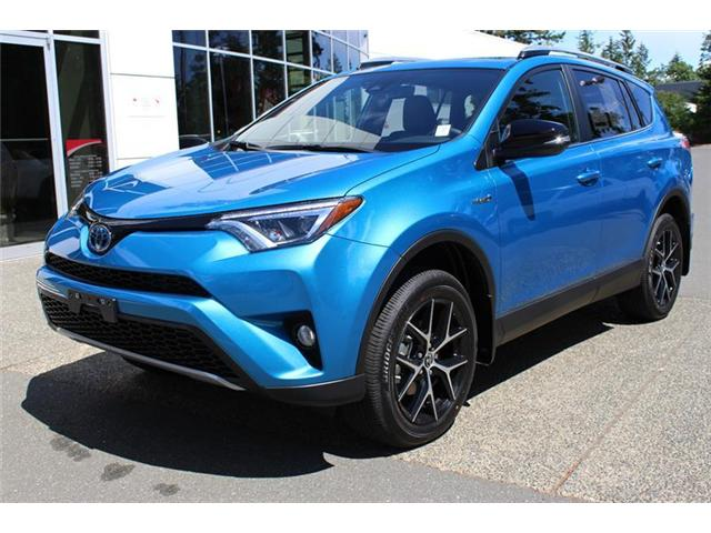2018 Toyota RAV4 Hybrid  (Stk: 11827) in Courtenay - Image 7 of 27