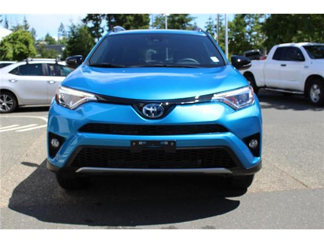 2018 Toyota RAV4 Hybrid  (Stk: 11827) in Courtenay - Image 8 of 27