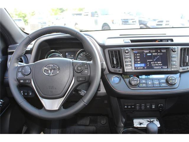 2018 Toyota RAV4 Hybrid  (Stk: 11827) in Courtenay - Image 12 of 27