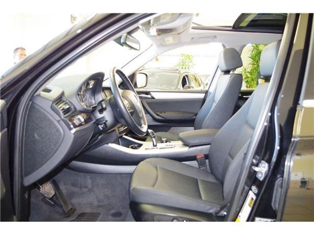 2014 BMW X3 28i XDRIVE ALL WHEEL DRIVE (Stk: 1313) in Edmonton - Image 11 of 21