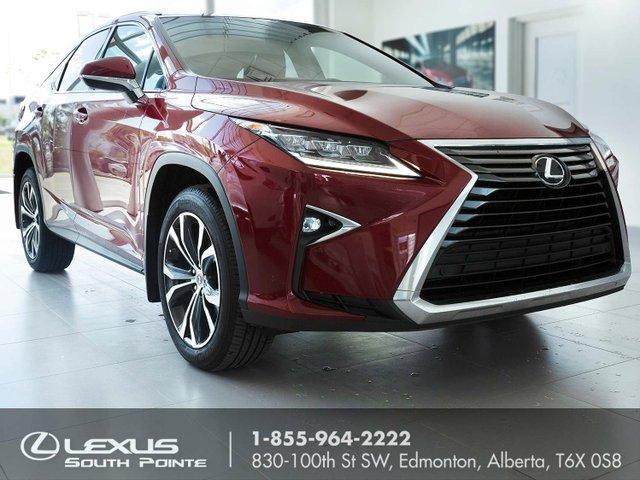 2016 Lexus RX 350 Base (Stk: L800471A) in Edmonton - Image 1 of 19