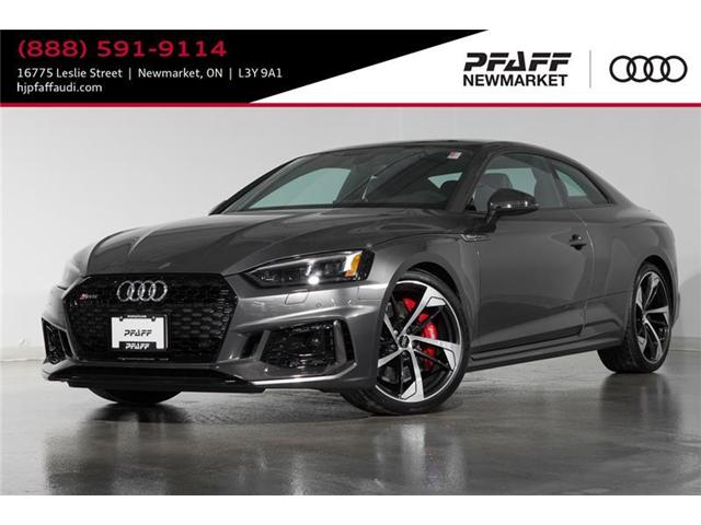 2018 Audi RS 5 2.9 (Stk: A10853) in Newmarket - Image 1 of 20
