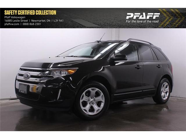 2013 Ford Edge SEL (Stk: V2718AA) in Newmarket - Image 1 of 14