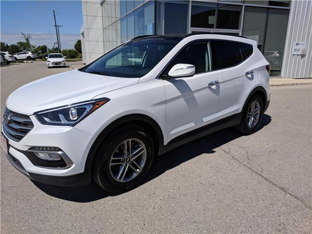2018 Hyundai Santa Fe Sport 2.4 SE (Stk: 85046) in Goderich - Image 1 of 19