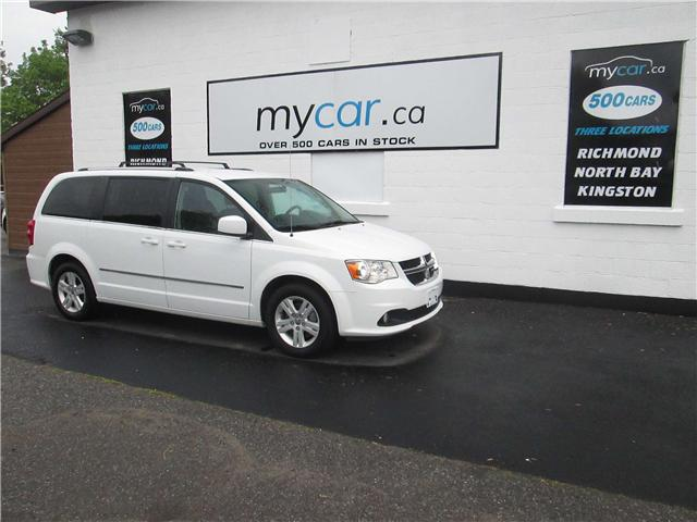 2017 Dodge Grand Caravan Crew (Stk: 180703) in North Bay - Image 2 of 13