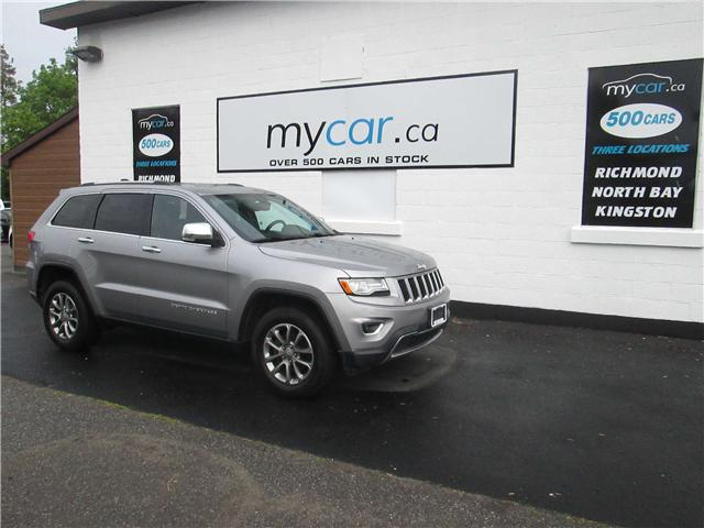 2015 Jeep Grand Cherokee Limited (Stk: 180680) in Richmond - Image 2 of 14