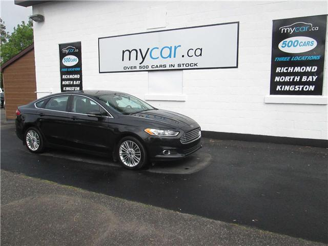 2014 Ford Fusion SE (Stk: 180682) in Richmond - Image 2 of 14