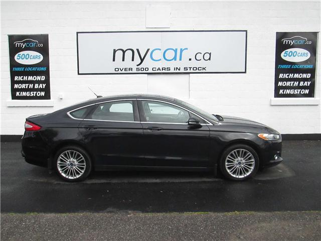 2014 Ford Fusion SE (Stk: 180682) in Richmond - Image 1 of 14