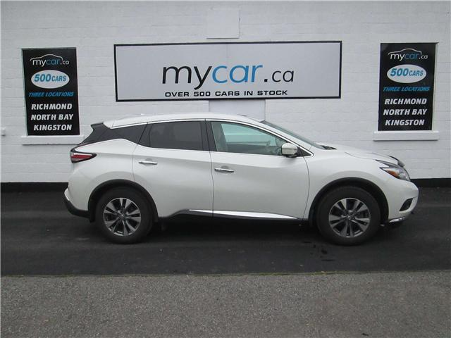 2015 Nissan Murano SL (Stk: 180635) in Kingston - Image 1 of 14