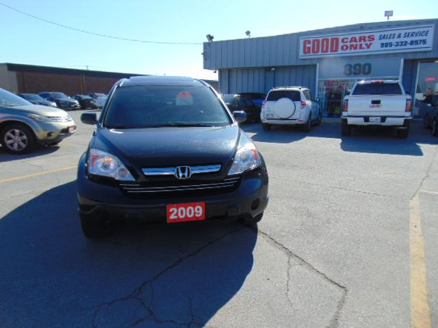 2009 Honda CR-V EX-L (Stk: 304132) in Burlington - Image 2 of 10