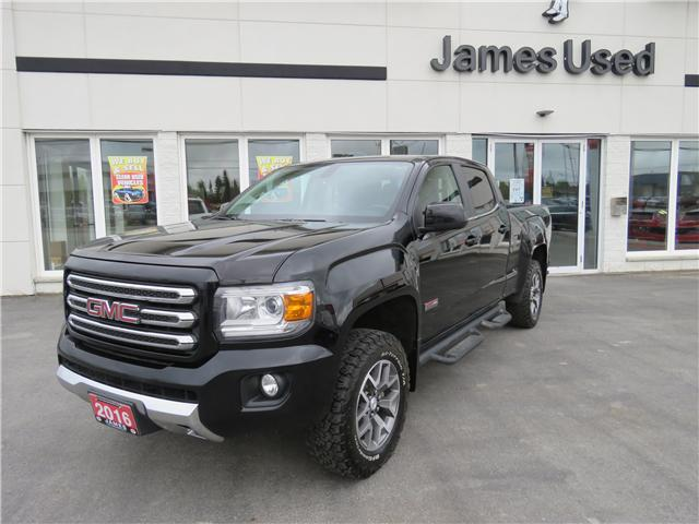 2016 GMC Canyon SLE (Stk: N1838A) in Timmins - Image 1 of 9