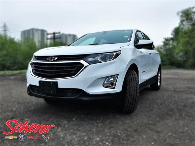2018 Chevrolet Equinox LT (Stk: 185540) in Kitchener - Image 1 of 12