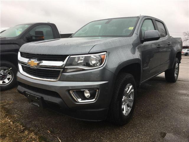 2018 Chevrolet Colorado LT (Stk: 186440) in Kitchener - Image 1 of 15