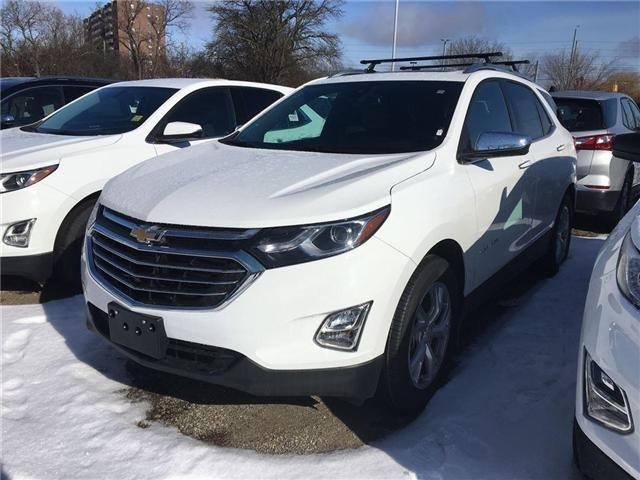 2018 Chevrolet Equinox Premier (Stk: 186290) in Kitchener - Image 2 of 16