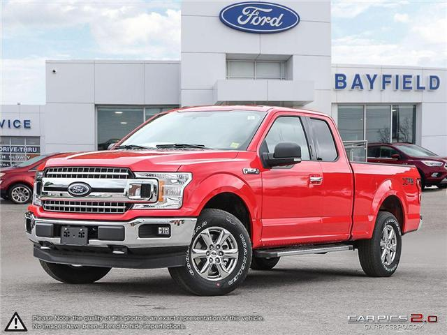 2018 Ford F-150 XLT (Stk: FP18768) in Barrie - Image 1 of 29