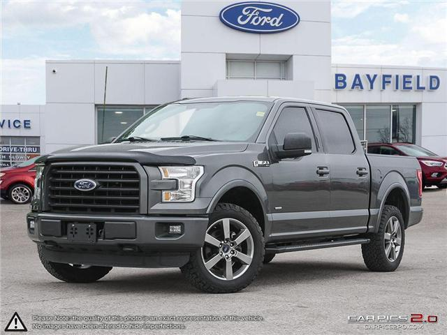 2016 Ford F-150 XLT (Stk: FP18022A) in Barrie - Image 1 of 27