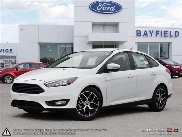 2018 Ford Focus SE (Stk: FC18932) in Barrie - Image 1 of 27