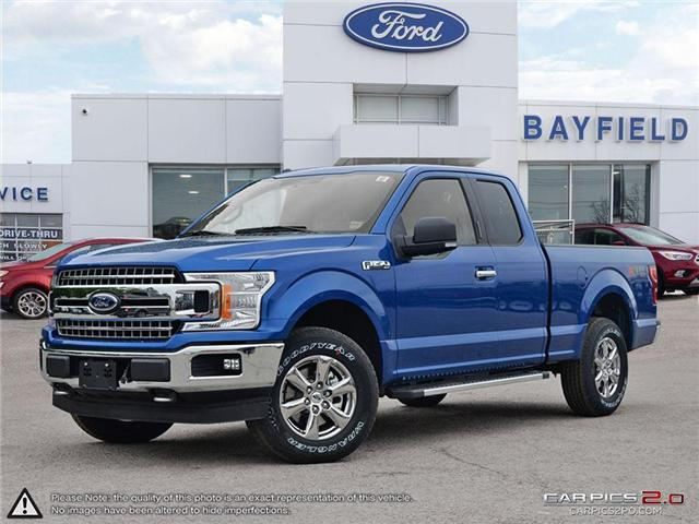2018 Ford F-150 XLT (Stk: FP18761) in Barrie - Image 1 of 27