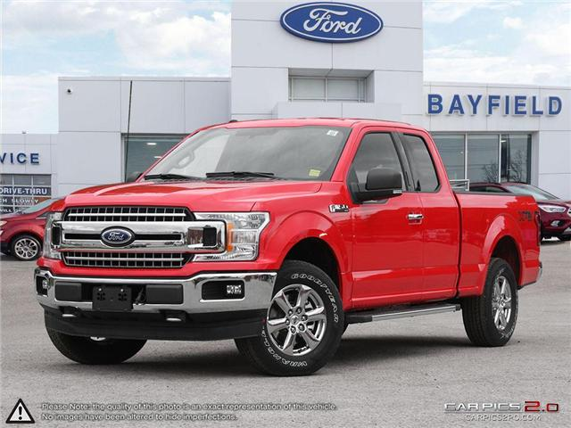 2018 Ford F-150 XLT (Stk: FP18722) in Barrie - Image 1 of 29
