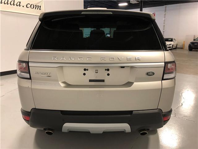 2015 Land Rover Range Rover Sport V6 SE (Stk: D9535) in Mississauga - Image 5 of 24