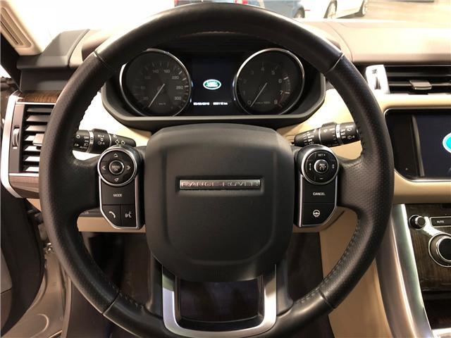 2015 Land Rover Range Rover Sport V6 SE (Stk: D9535) in Mississauga - Image 11 of 24