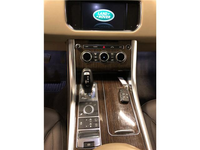 2015 Land Rover Range Rover Sport V6 SE (Stk: D9535) in Mississauga - Image 14 of 24
