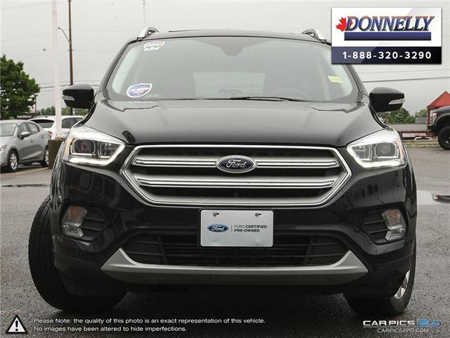 2018 Ford Escape Titanium (Stk: DUR5755) in Ottawa - Image 2 of 27