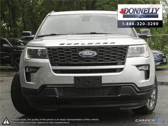 2018 Ford Explorer Sport (Stk: DR1245) in Ottawa - Image 2 of 27