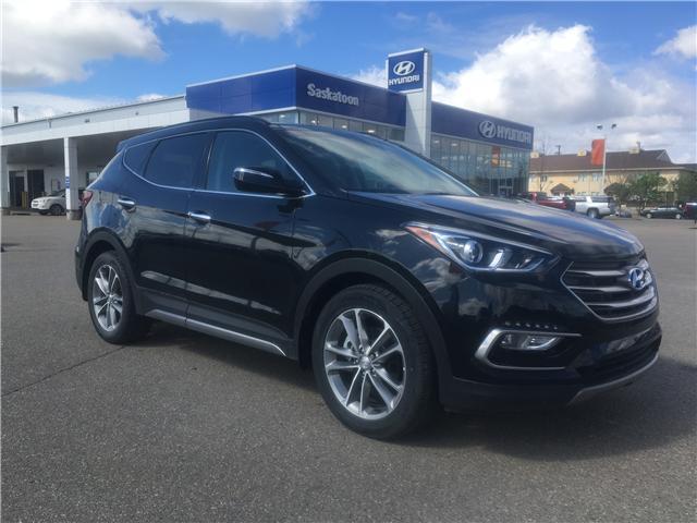 2017 Hyundai Santa Fe Sport 2.0T Limited (Stk: B7123) in Saskatoon - Image 1 of 17