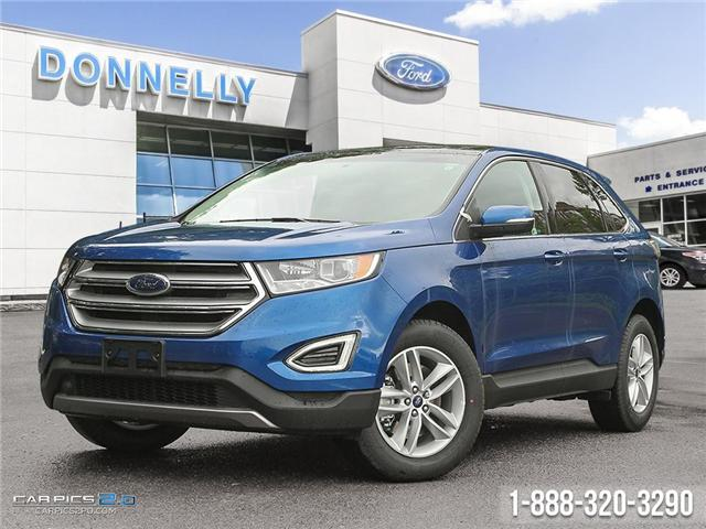 2018 Ford Edge SEL (Stk: DR818) in Ottawa - Image 1 of 27