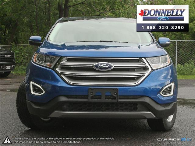 2018 Ford Edge SEL (Stk: DR818) in Ottawa - Image 2 of 27