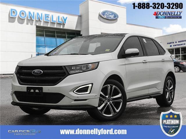 2018 Ford Edge Sport (Stk: PLDU5749) in Ottawa - Image 1 of 27