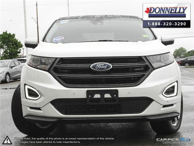 2018 Ford Edge Sport (Stk: PLDU5749) in Ottawa - Image 2 of 27