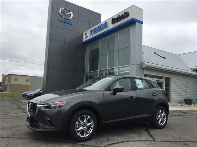 2019 Mazda CX-3 GS 6AT AWD  (Stk: T1904) in Woodstock - Image 1 of 21